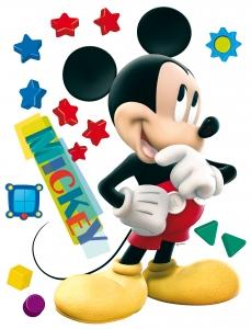 Sticker Mickey Mouse - 65x85cm - DK8580