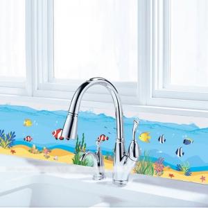 Sticker brauri decorative - Pesti in mare [2]