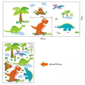 Sticker decorativ copii - Lumea dinozaurilor5