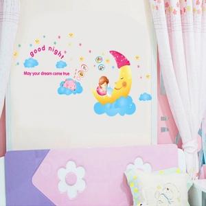 Sticker decorativ copii - Somn usor!5