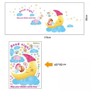 Sticker decorativ copii - Somn usor!4