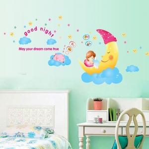 Sticker decorativ copii - Somn usor!2