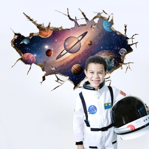 Sticker pentru copii 3D - Planete [2]