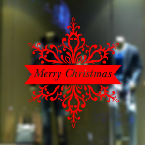 Sticker tematic - Merry Christmas0