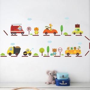Stickere baieti - Autovehicule1