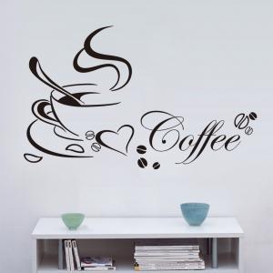Stickere bucatarii - I love coffee - Ceasca de cafea0