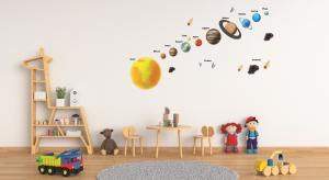 Stickere pentru copii - Sistemul solar - Planete5