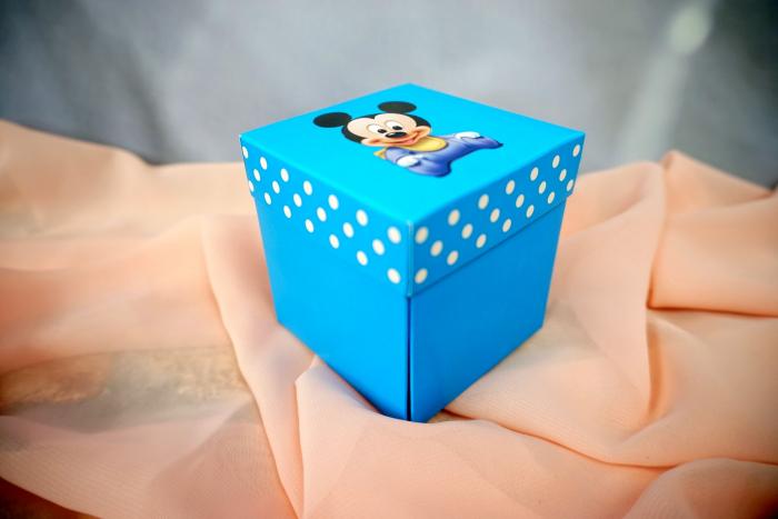 Invitatie de botez 3620B Mickey Mouse [2]