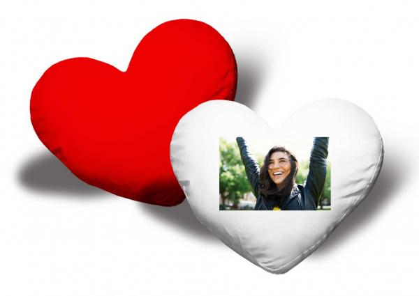 Perna inima personalizata cu poza / mesaj 0
