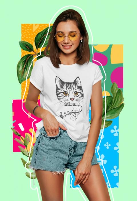 Tricou personalizat cu pisica ta [0]