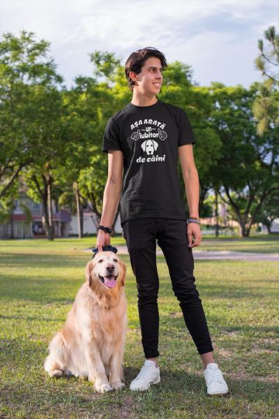 Tricou Personalizat - Asa arata o iubitoare de CAINI 5