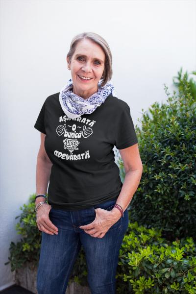 Tricou Personalizat - Asa arata o BUNICA 3