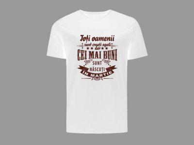 Tricou personalizat cu mesaj - Cei Mai Buni [0]