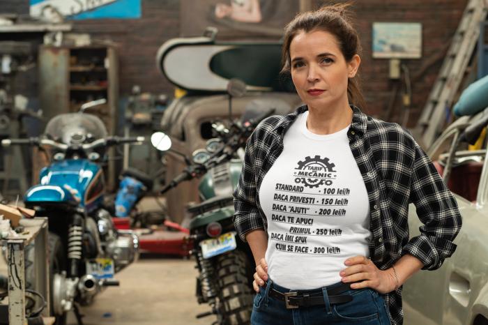Tricou personalizat cu mesaj - Tarif de mecanic [6]