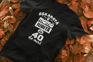 Tricou Personalizat - Asa arata o mama iubita1