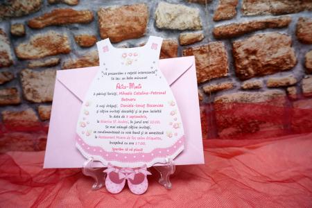 Invitatie de botez N35 - Rochita [1]