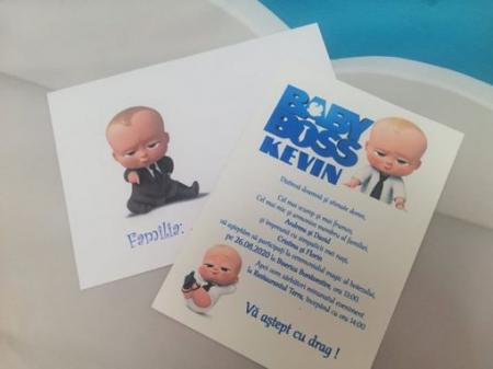 Invitatie de botez Baby Boss [1]