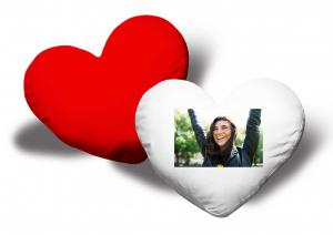 Perna inima personalizata cu poza / mesaj0