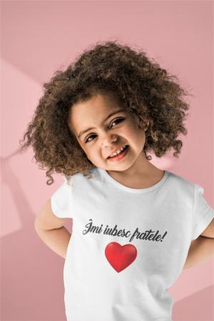 Tricou pentru copii personalizat - Imi iubesc fratele [0]