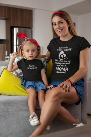 Tricou Personalizat - Sunt mândă că sunt mamă [3]
