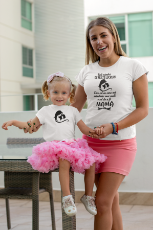 Tricou Personalizat - Sunt mândă că sunt mamă [2]
