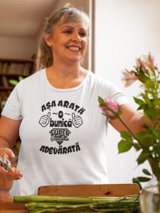 Tricou Personalizat - Asa arata o BUNICA2