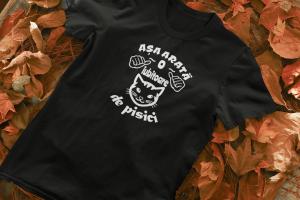 Tricou Personalizat - Asa arata o iubitoare de PISICI [1]
