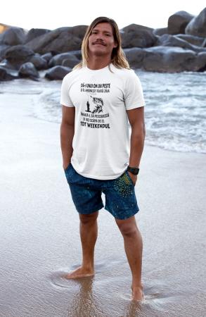 Tricou personalizat cu mesaj - Pescar 1 [2]