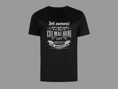 Tricou personalizat cu mesaj - Cei Mai Buni [1]