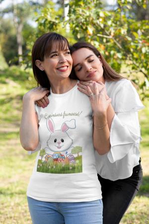 Tricou personalizat cu poza si mesaj - O primavara frumoasa [4]