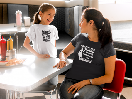 Tricou Personalizat - Are mama o fetita [2]