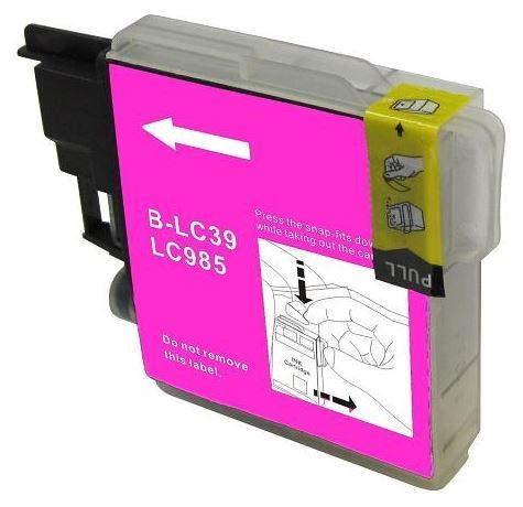 Cartus cerneala compatibil Brother LC985XL - Magenta 0
