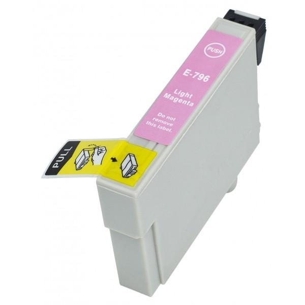 Cartus cerneala compatibil Epson - T0796 - Light Magenta 0