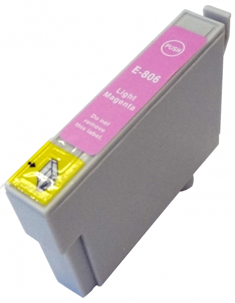 Cartus cerneala compatibil Epson - T0806 - Light Magenta 0