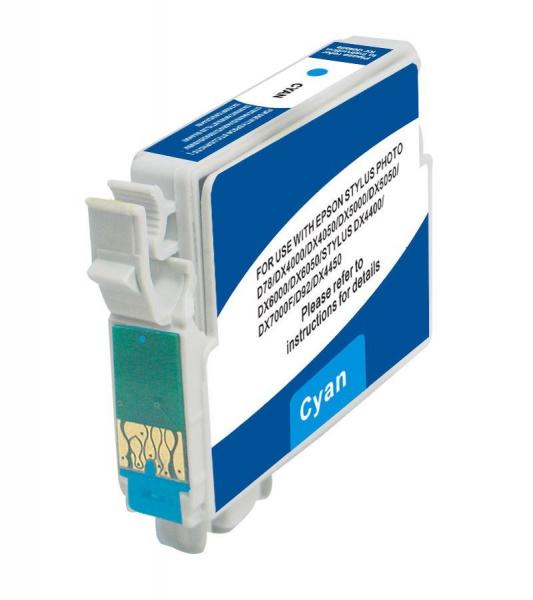Cartus compatibil Epson T0712 - Cyan 0