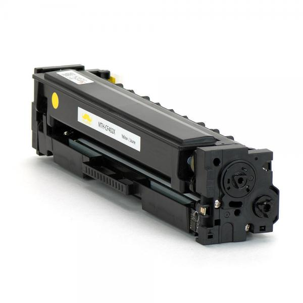 Cartus toner compatibil HP CF402X - Yellow (2300 pagini) 0