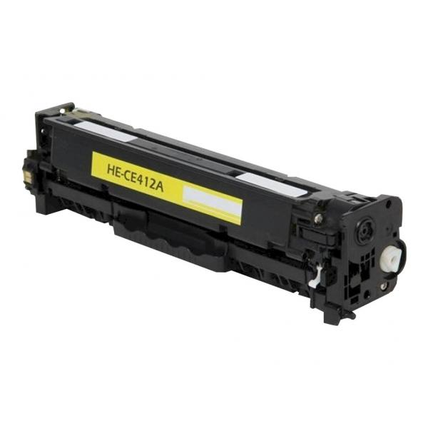 Cartus compatibil HP CC532A CE412A CF382A CRG718 - Yellow 0