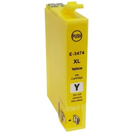 Cartus cerneala compatibil Epson T3474 - Yellow 0