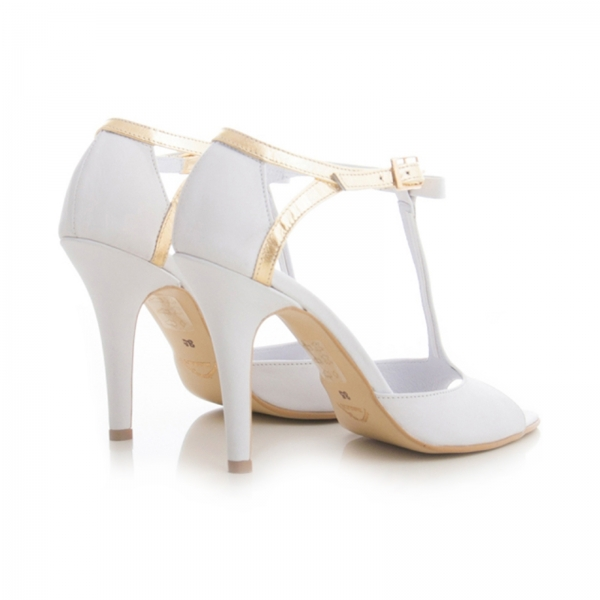Sandale cu fundita 2