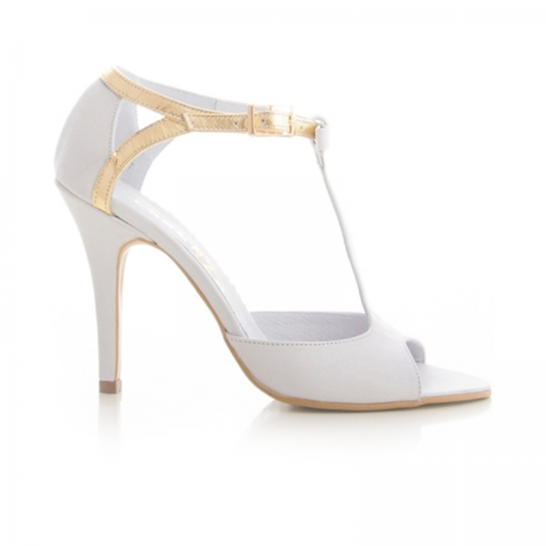 Sandale cu fundita 0