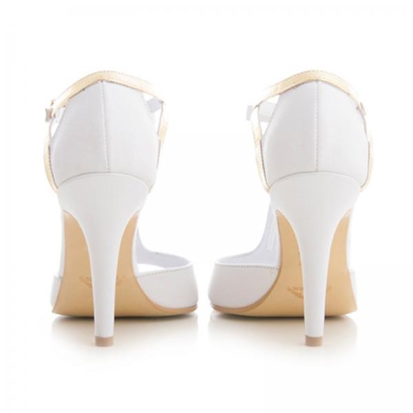 Sandale cu fundita 4