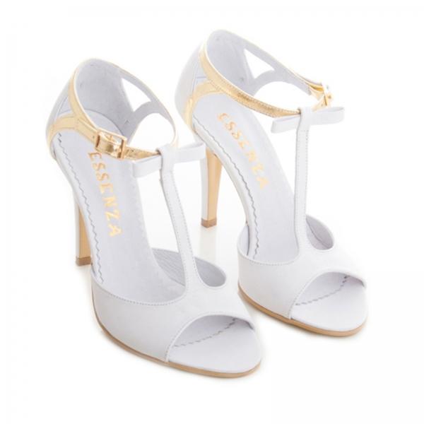 Sandale cu fundita 1