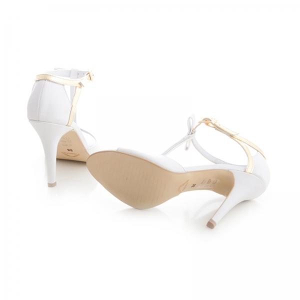 Sandale cu fundita 3