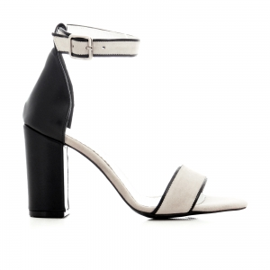 Sandale cu toc gros negru si bejÎnapoiÎnchideAnteriorulUrmătorul0