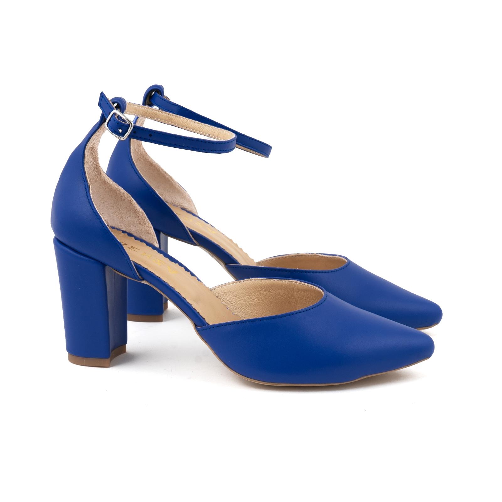 Pantofi cu toc de 6 cm Password | Lumea la Picioare