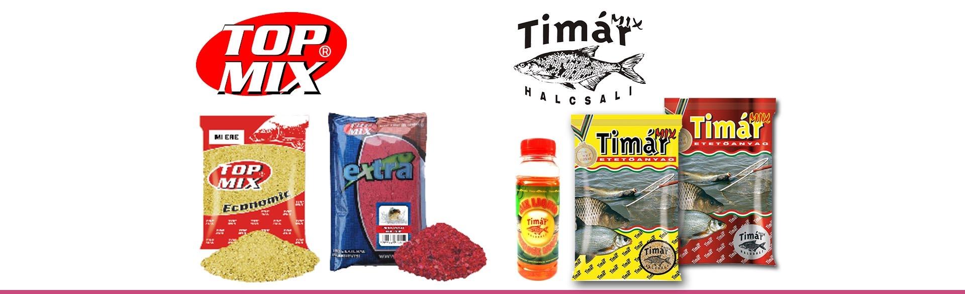 banner topmix timar
