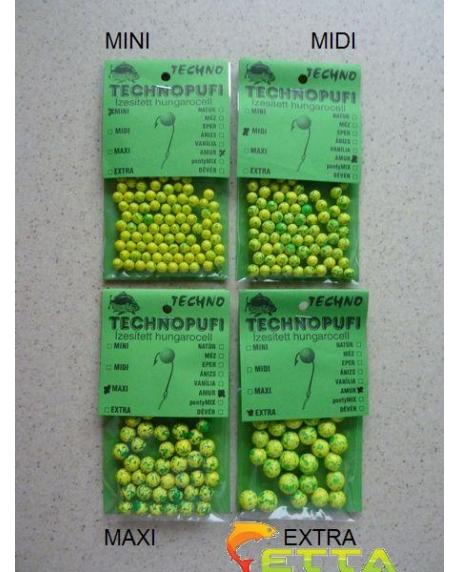 Technomagic Technopufi Amur (verde+galben) maxi 0