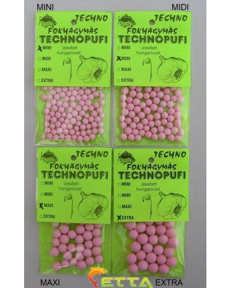 Technomagic Technopufi Natur (alb) mini 2