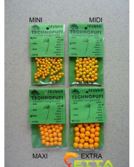 Technomagic Technopufi Miere (portocaliu) mini 0
