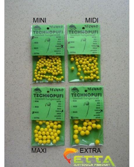 Technomagic Technopufi Vanilie (galben) mini 0